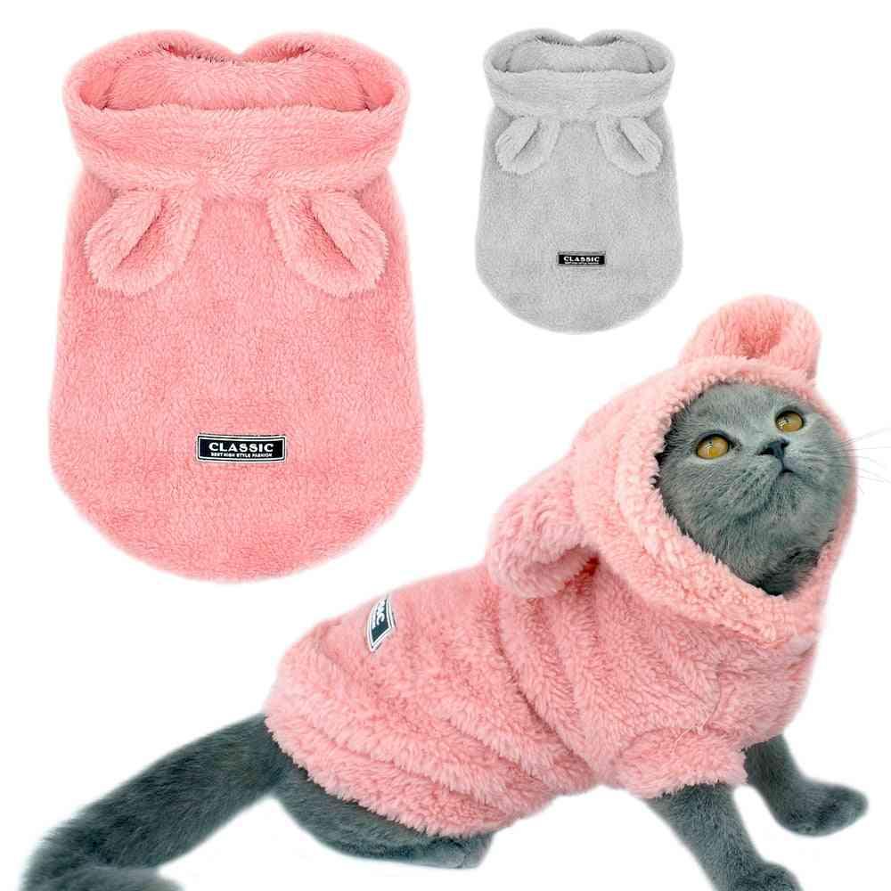 Winter Warm- Pet Puppy, Kitten Coat Jacket