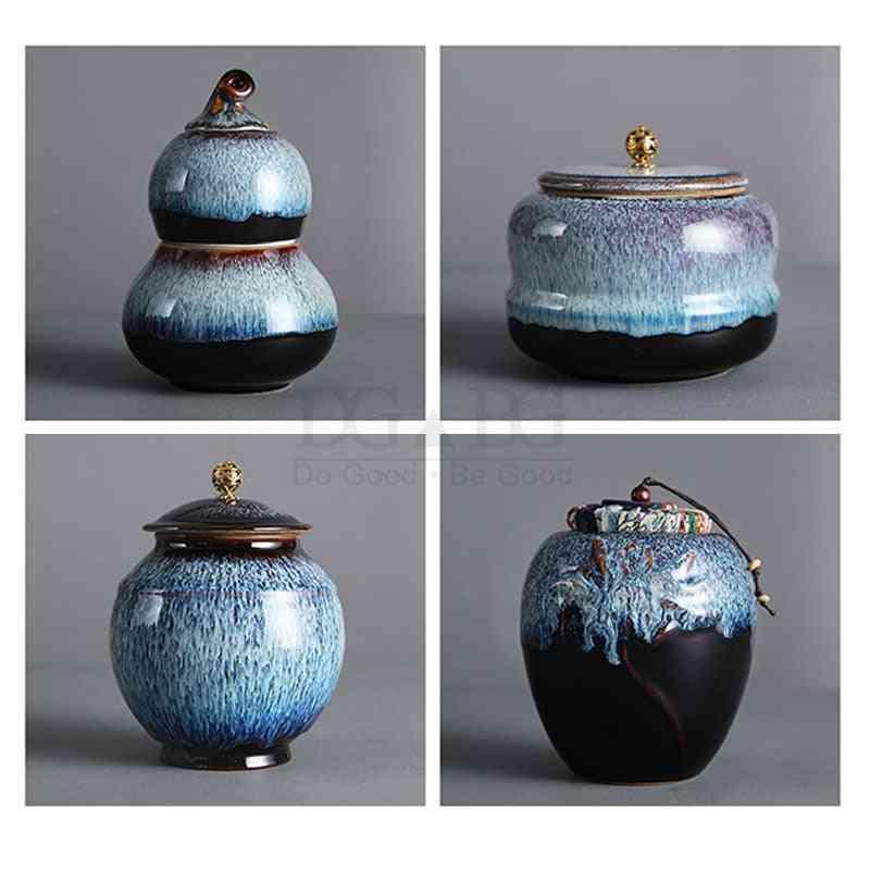 Memory Pal Ashes, Ceramic Urns Keepsake, Casket Holder For Dog Cat