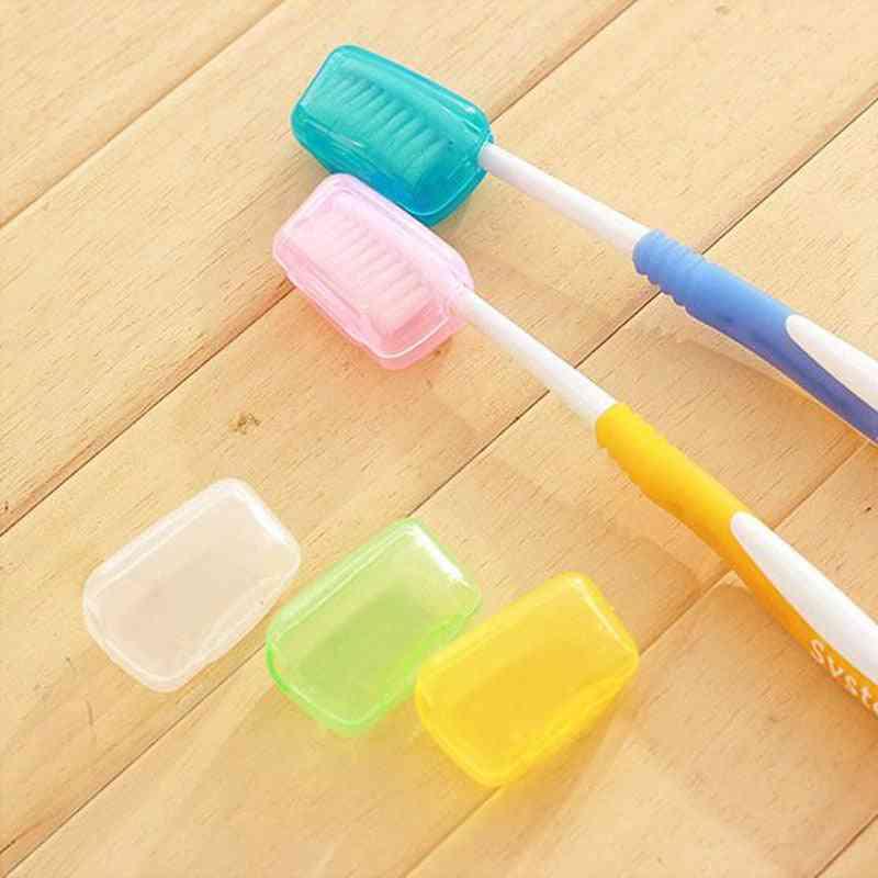 Plastic Toothbrush Cap Cover