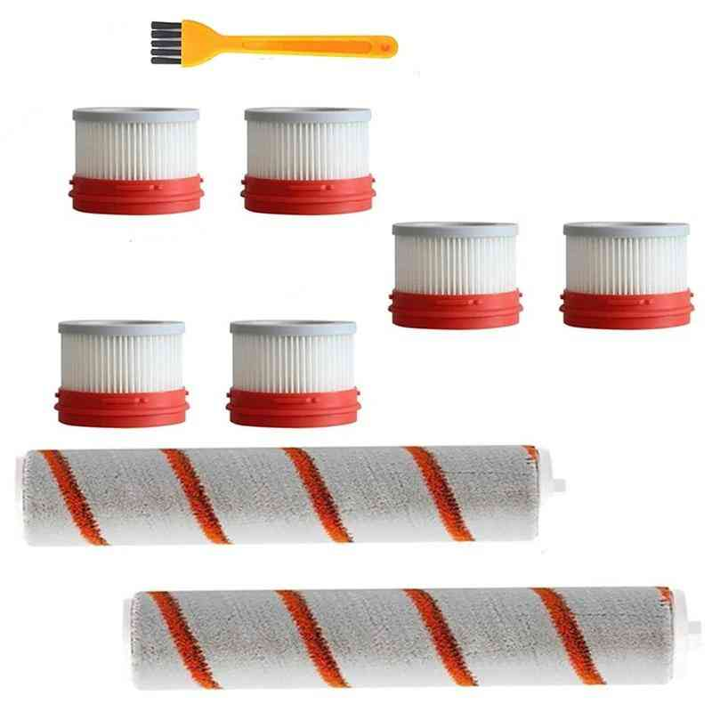 Vacuum Cleaner, Hepa Filter, Roller Brush, Parts Kit Accessories