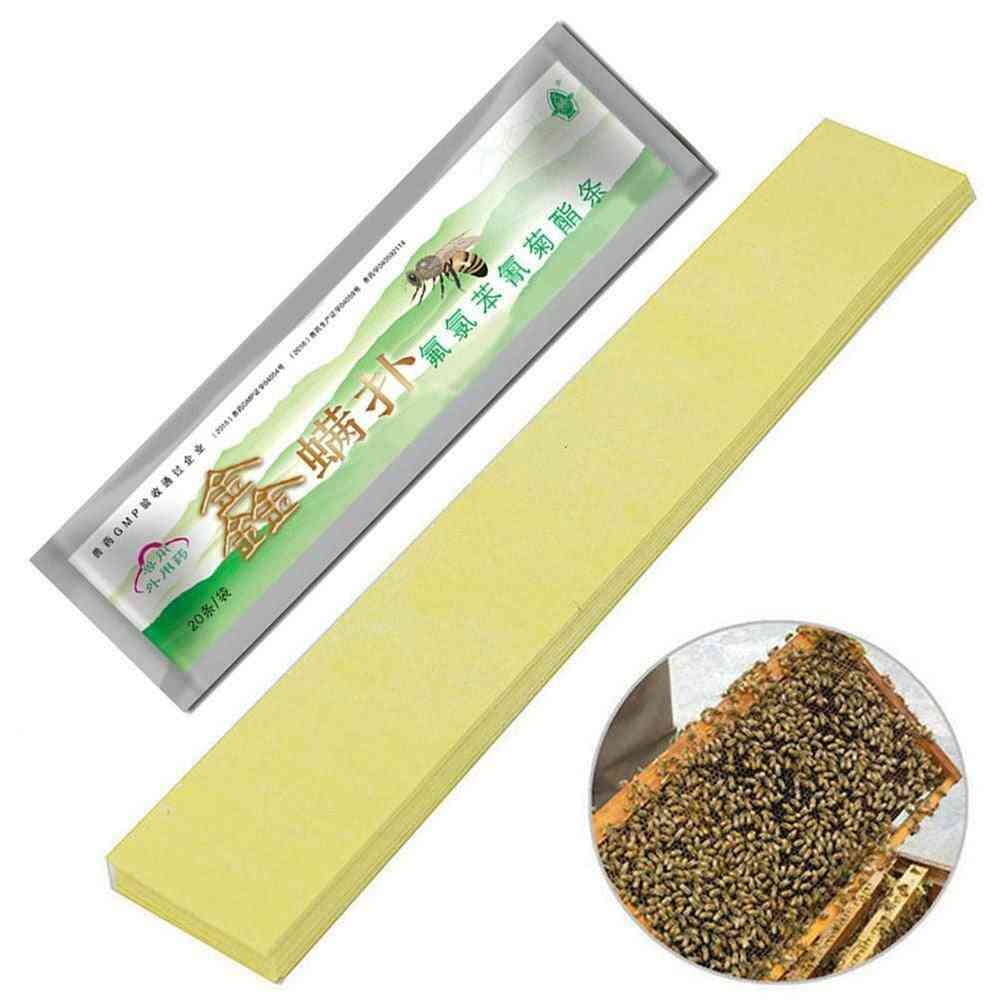 Luvalinate Strips, Anti Insect Pest Controller Instant Mite Killer Tool