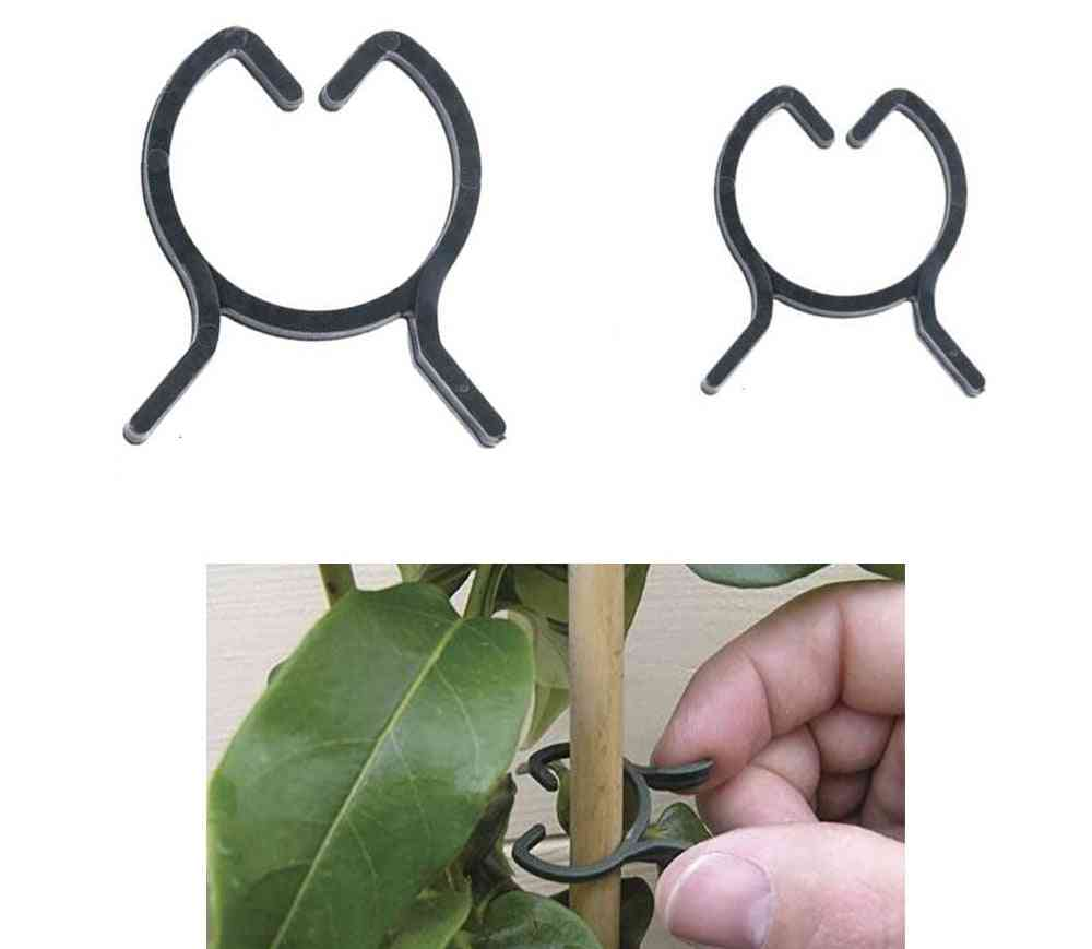 Vine Support Clip For Holding Plants Stems