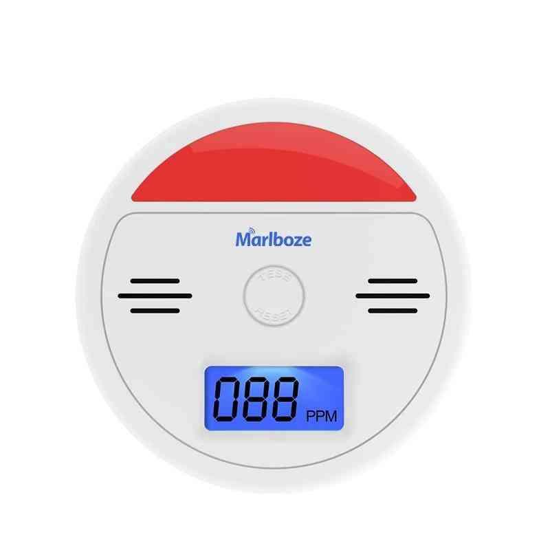 Sound And Light Carbon Monoxide Detector