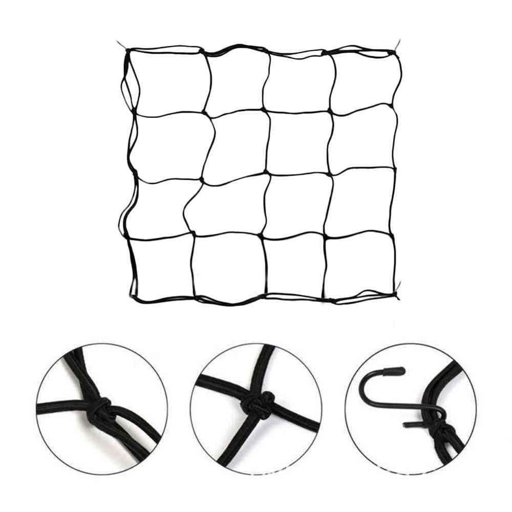 Elastic Rubber Garden Trellis Net