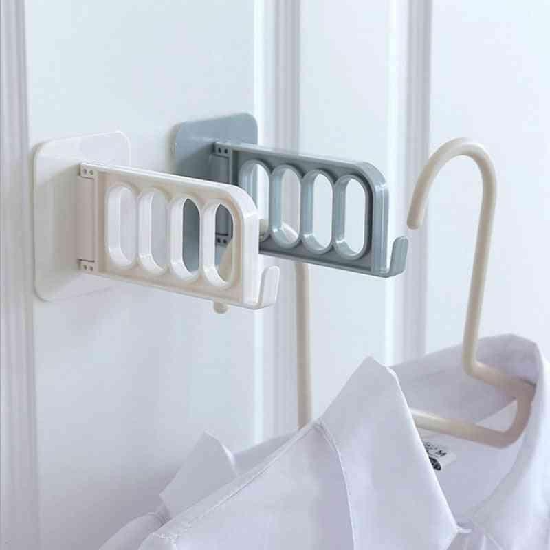 Originality No Trace Nail Free Hook, Portable Storage Rack