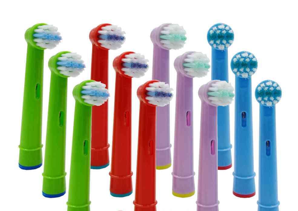 Children Tooth Brush Heads