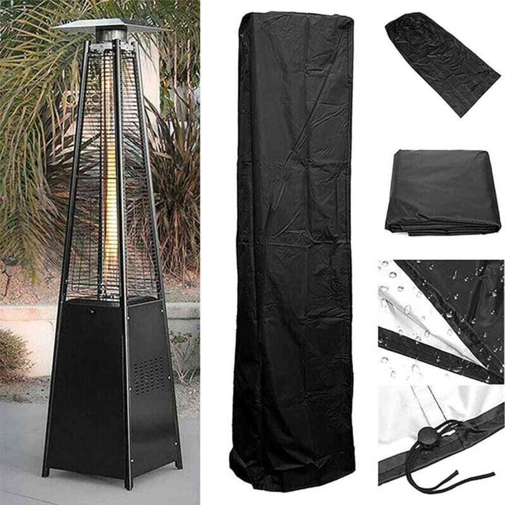 Waterproof- Gas Pyramid, Patio Heater Cover For Outdoor Furniture Protect