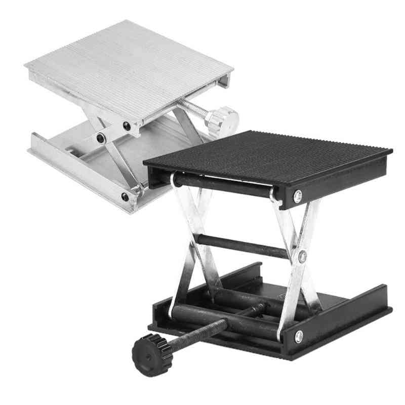 Adjustable Aluminum- Router Lift, Drill Mini Table Bench