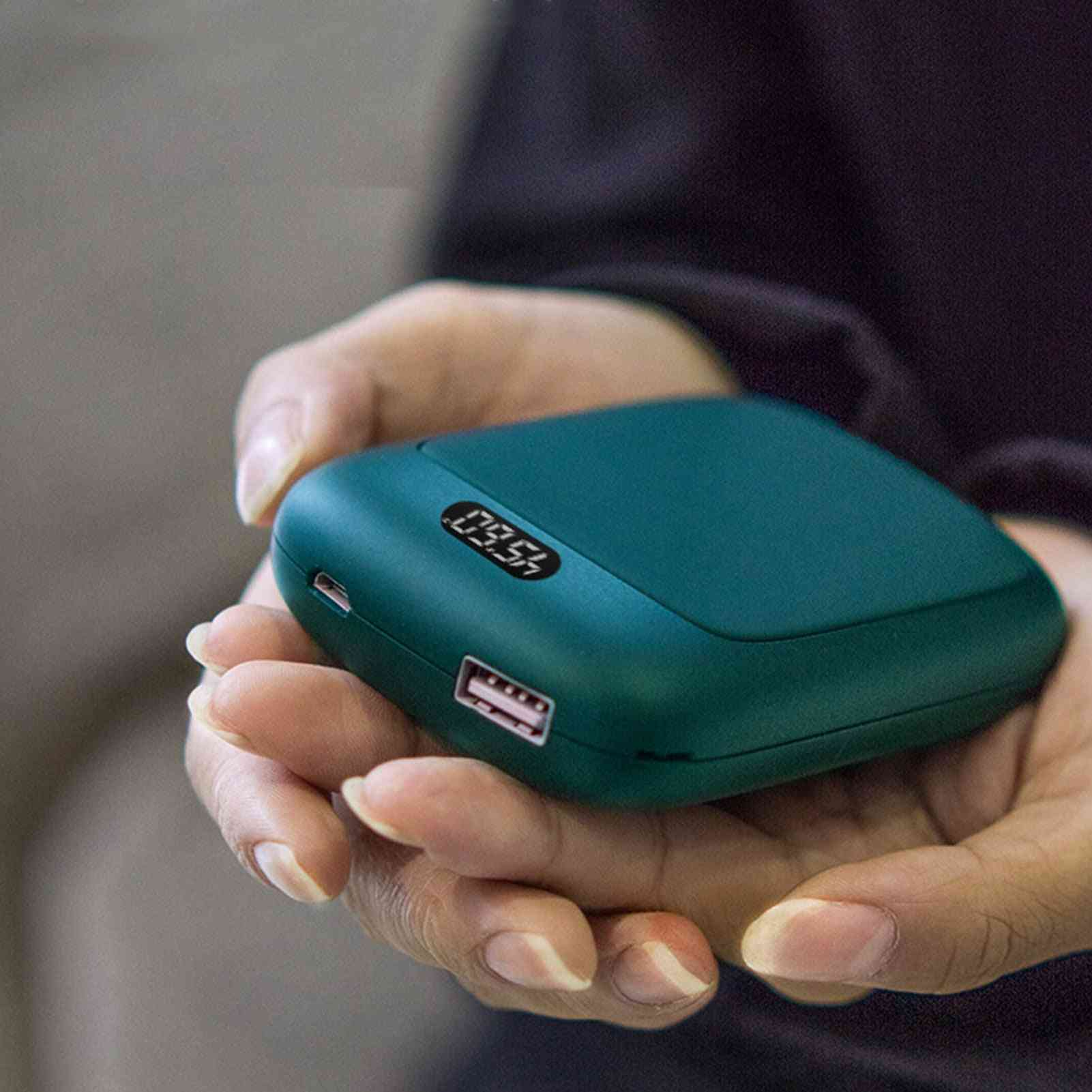 Winter Usb Rechargeable Electric Hand Warmer