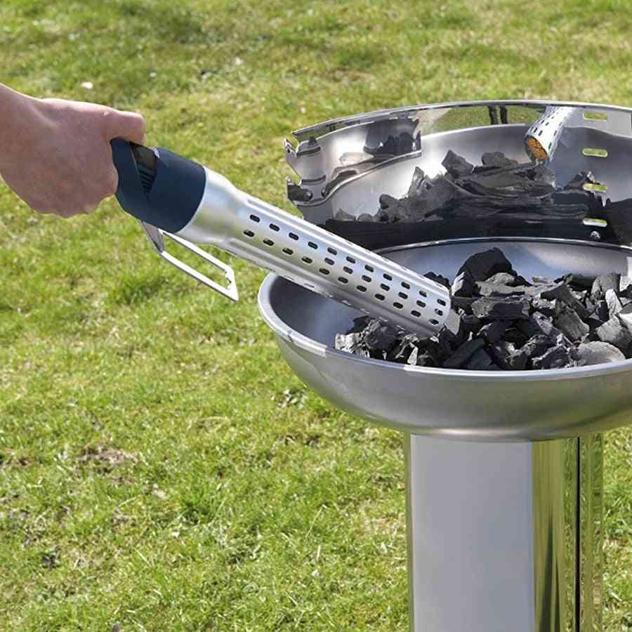 Smoker, Bbq Starter Grill Fire Lighting Tools, Premium Electric Lighter
