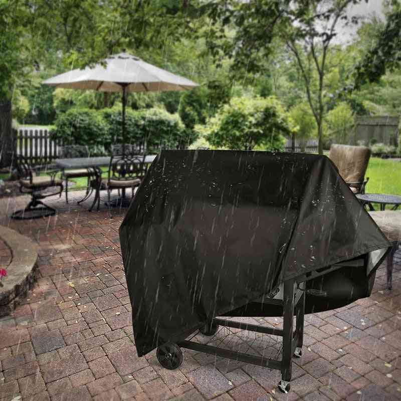Bbq Grill Barbeque Cover - Outdoor Rain, Anti Dust Protector