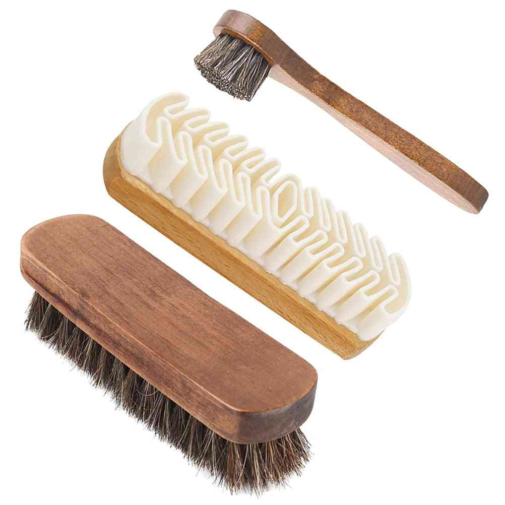 Shoe Cleaning Brushes, Polishing Mane Nubuck Suede Pu Shoes Boots Cleaner