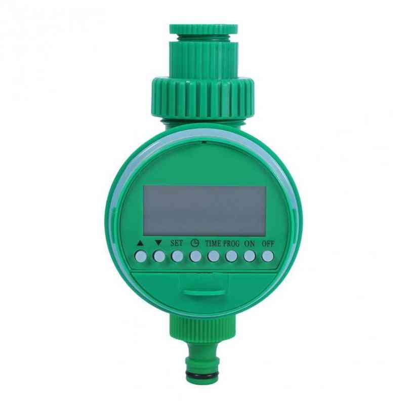 Electronic Garden Watering Timer Lcd Display Device