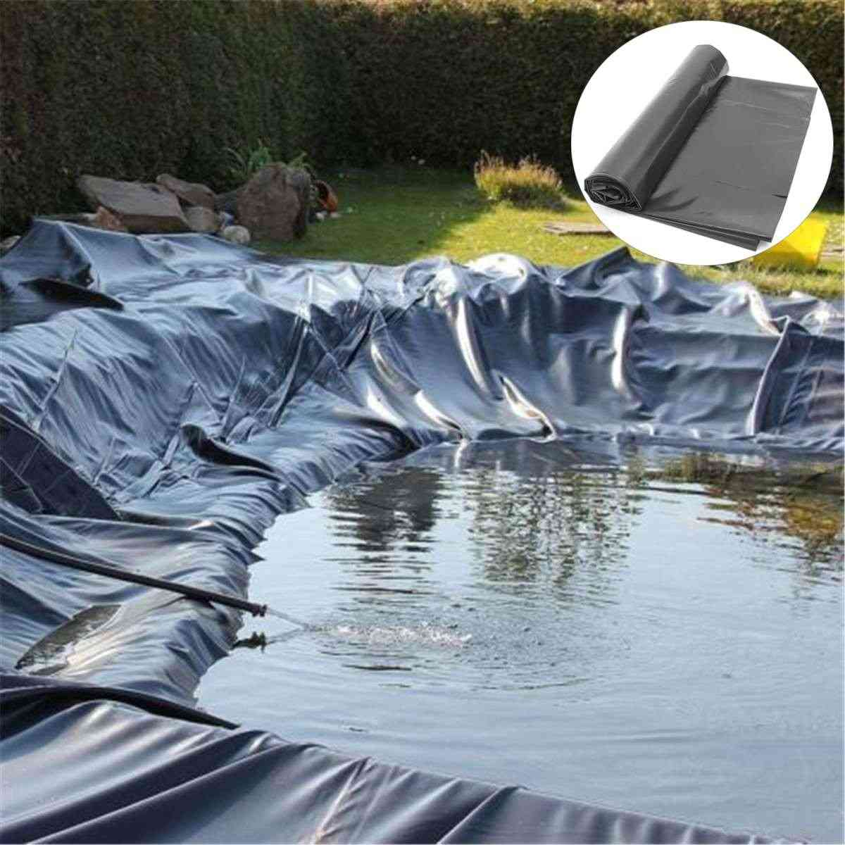 Landscaping Waterproof Impermeable Membrane Pools Cover, Pond Liners