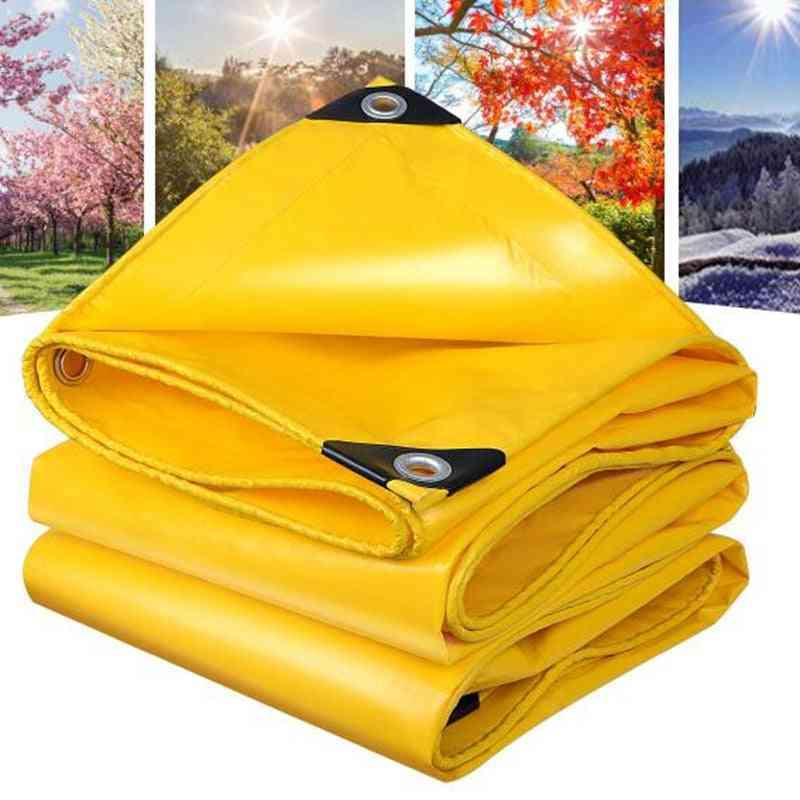 Waterproof Tarpaulin Thickness Sunshade Tarp