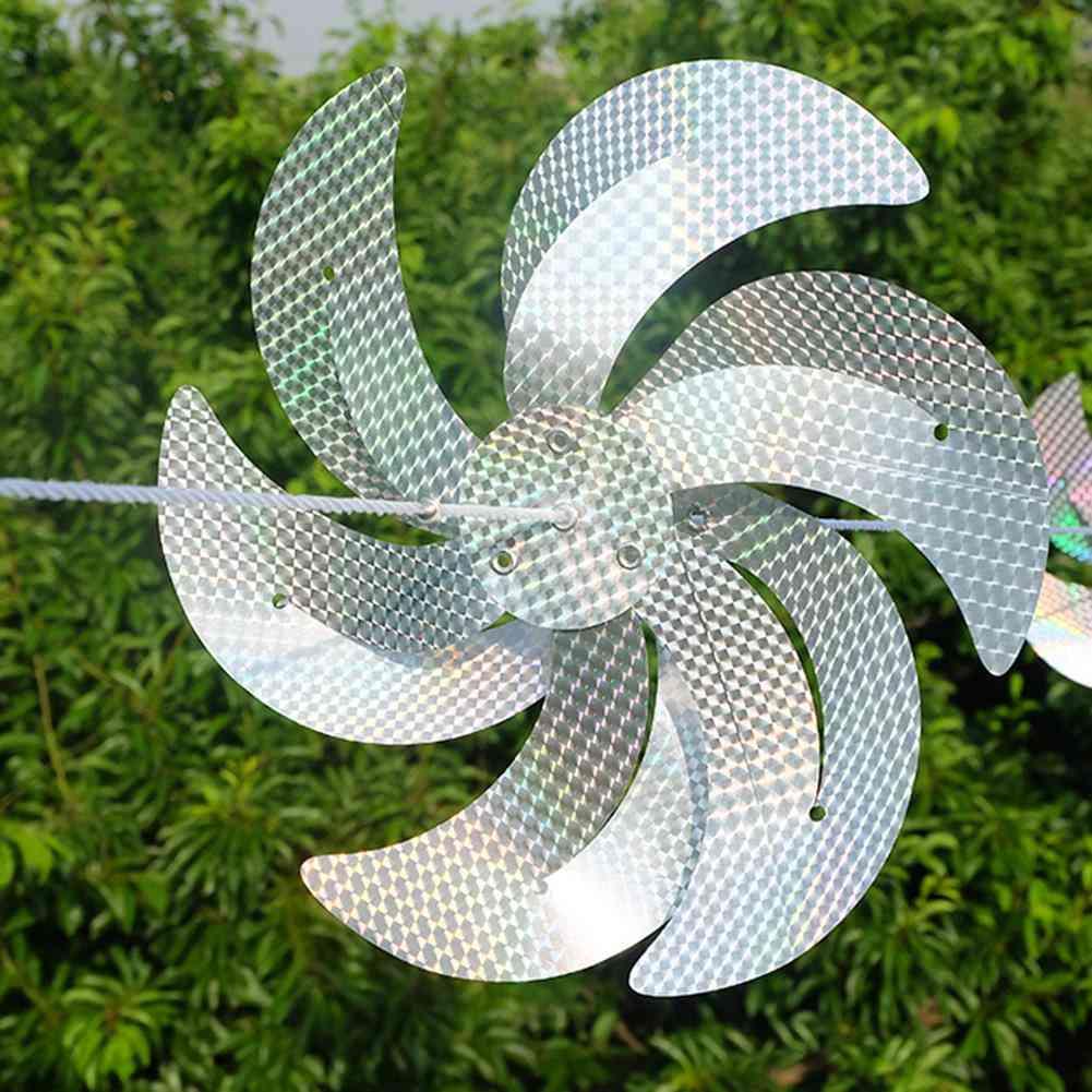 Anti Bird Laser Repeller Windmill