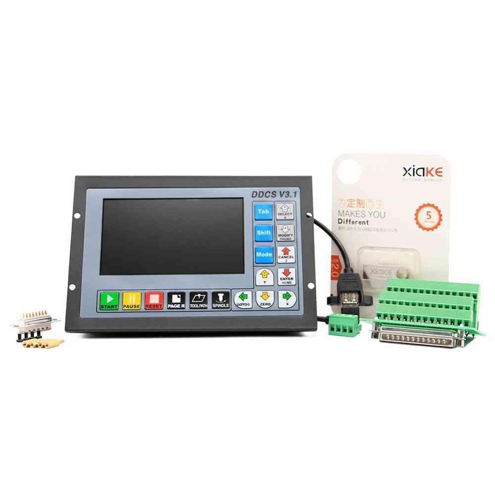 Ddcsv3.1 Standalone, Usb Interface, Cnc Offline Motion Controller