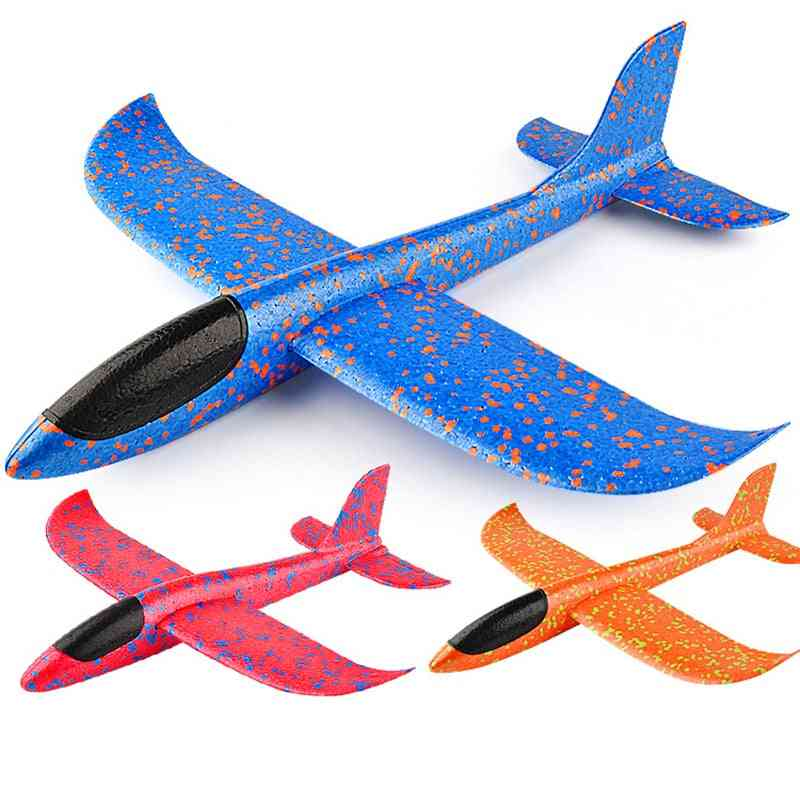 Hand Launch, Flying Throw Airplane, Outdoor Sports For