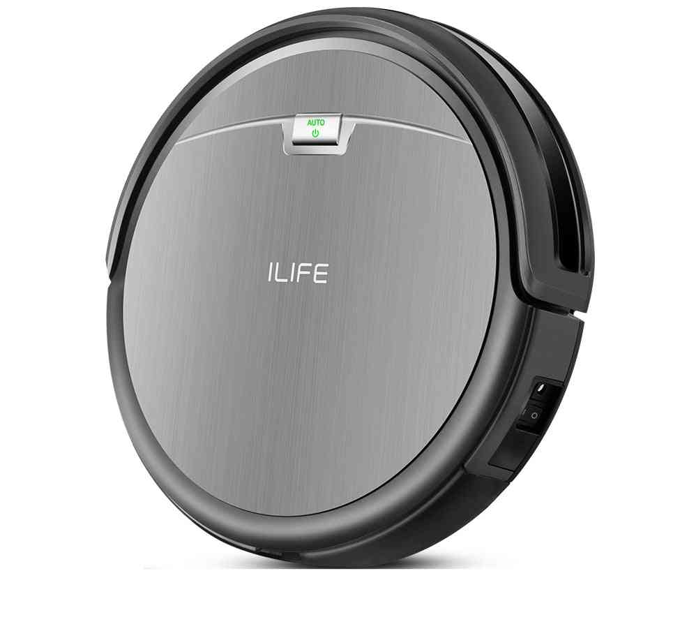 Robot Vacuum Cleaner, Carpet & Hard Floor Large, Auto Recharge Household Tools