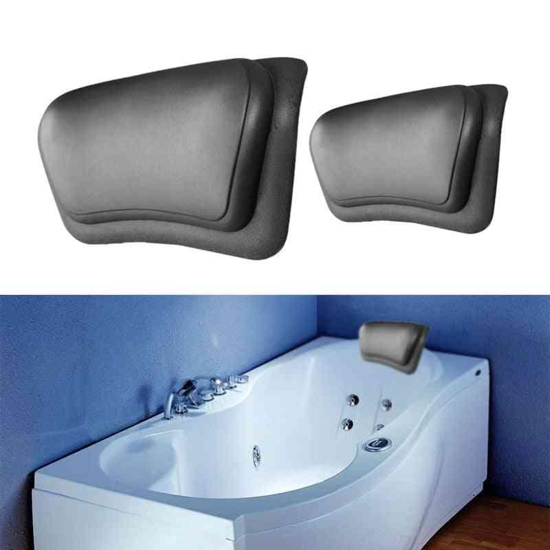 Spa Bath Pillow, Neck Support Back Comfort