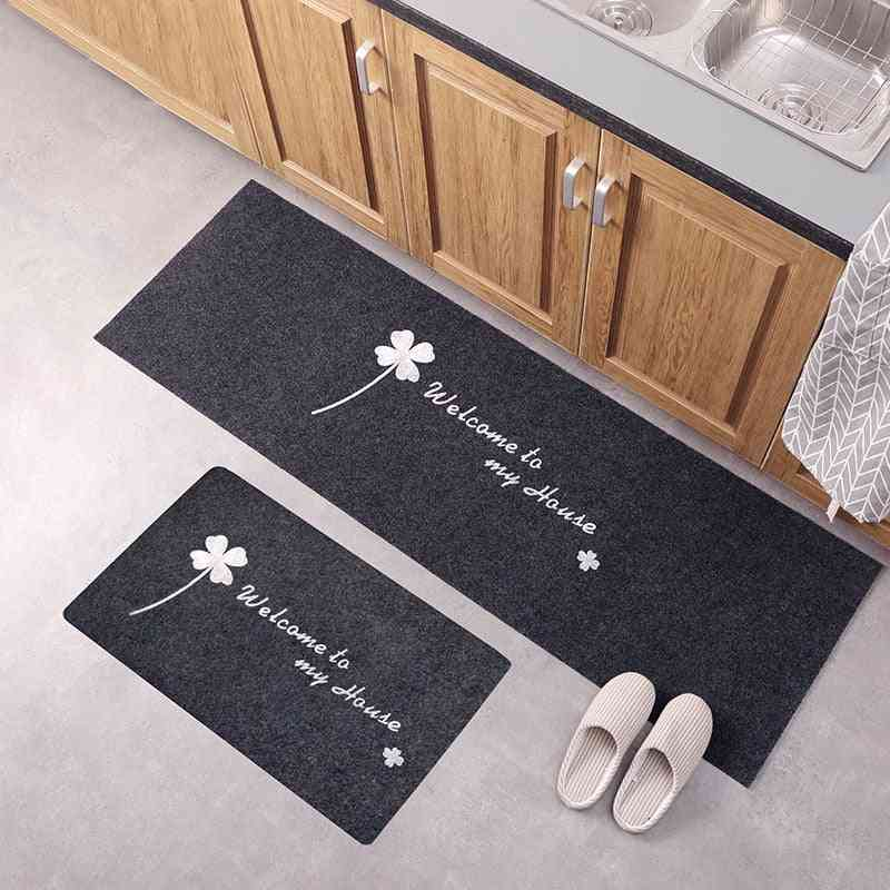 Kitchen Accessories Door Mat, Doormats Kitchen Bathroom Carpet