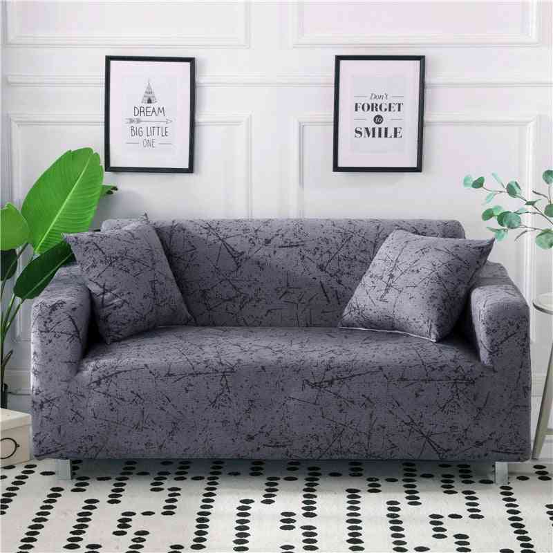 Elastic Stretch Sofa Cover For Living Room Couch, Single/two/three Seat