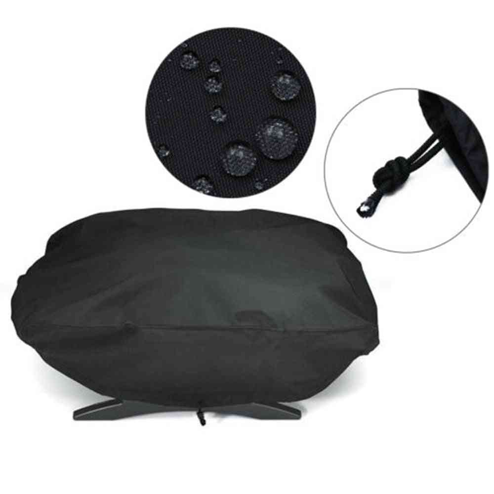 Dustproof Bbq Grill, Protector Rainproof, Sun-protection Weber Cover