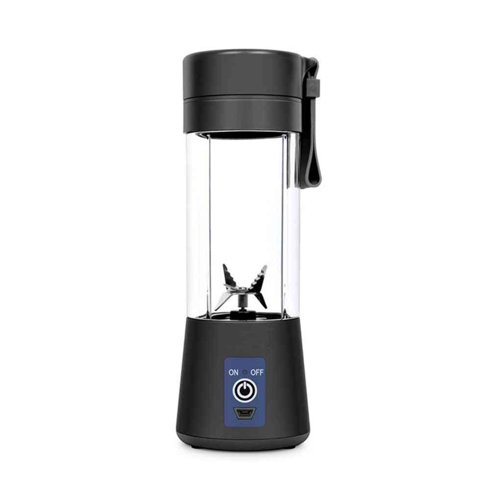 Electric Juice Blender- Mini Juicer With Usb Charging Fruit Mixing Cup