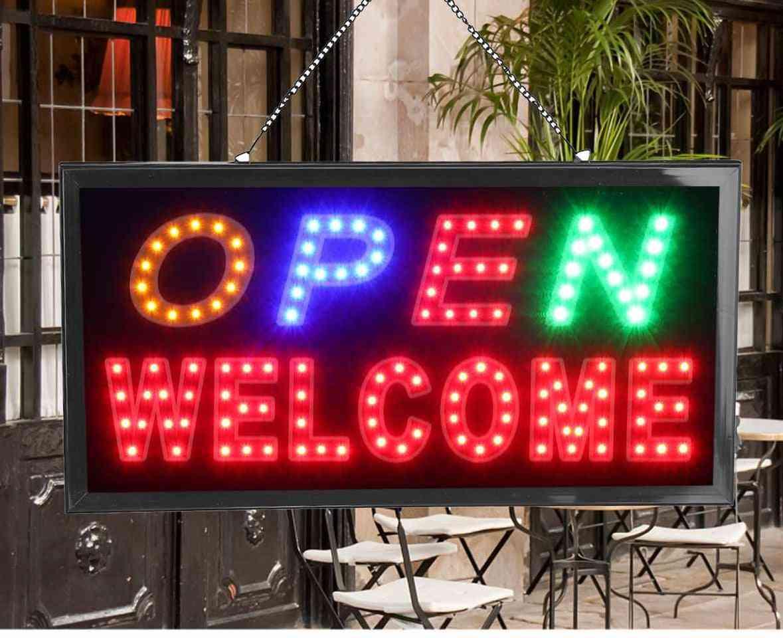 Led Store Open Sign, Advertising Light Board