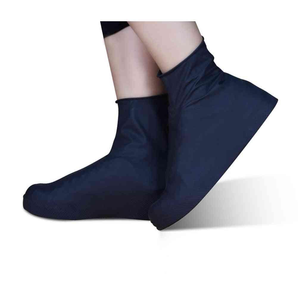 Reusable Latex Waterproof Rain Shoes Covers