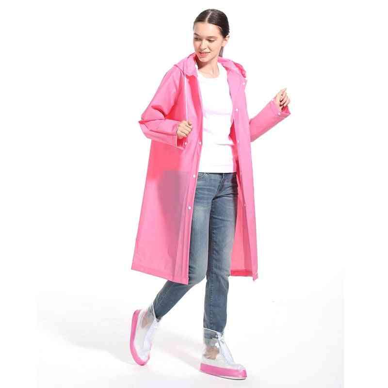 Waterproof- Eva Thickened, Rain Coat