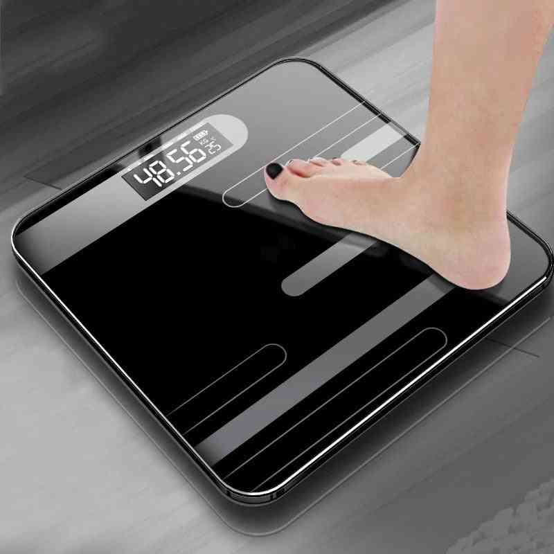 Electronic- Smart Lcd Display, Weight Scale, Body Fat