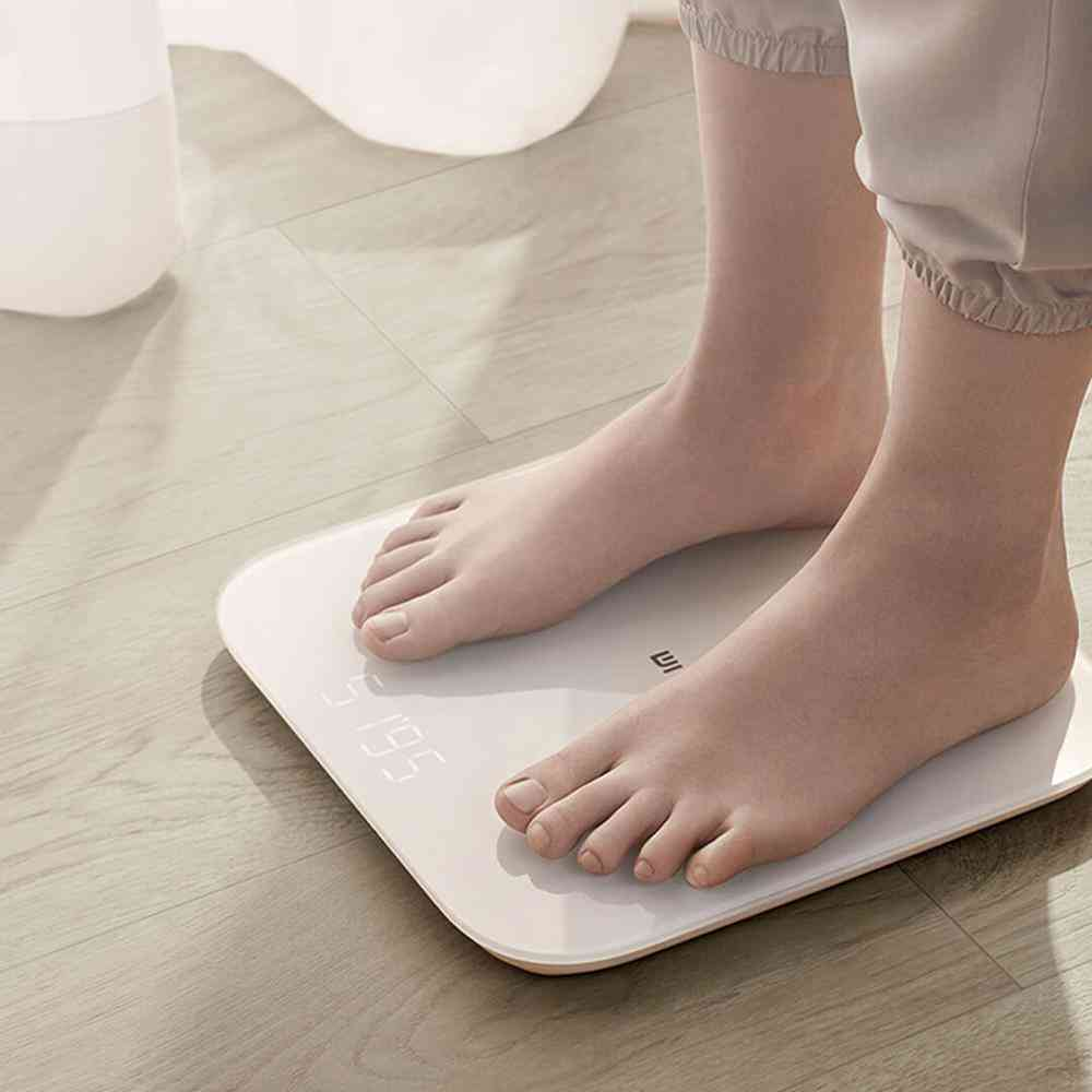 Smart Electronic, Digital Bathroom Floor Scales For Body Weight
