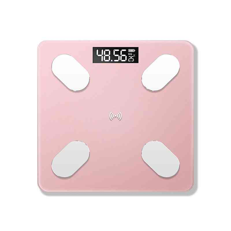 Bluetooth Smart Electronic Scales