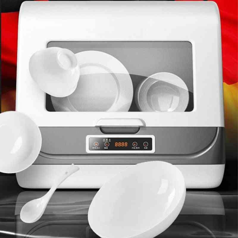 Mini Desktop- High Temperature, Sterilization Dishwasher