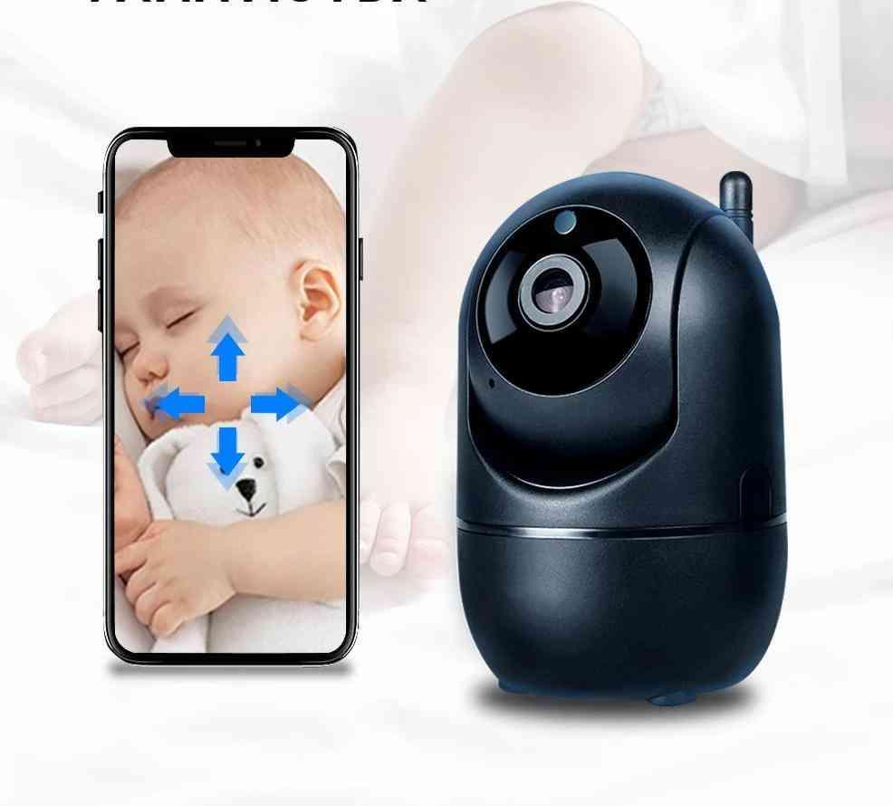 Wifi Cry Alarm- Night Vision, Ip Video Surveillance, Cctv Camera Monitor