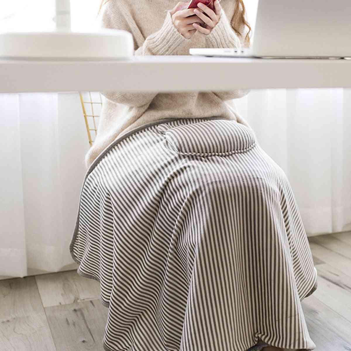 Electric Usb Warmer Heating Blanket