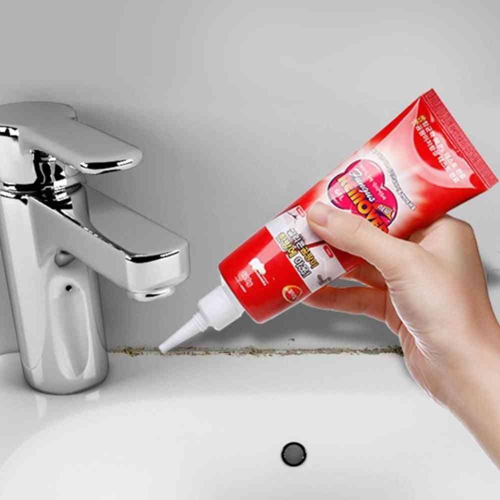Mildew Fungicide Detergent Household Floor Wall Tile Cleaner Remover Gel