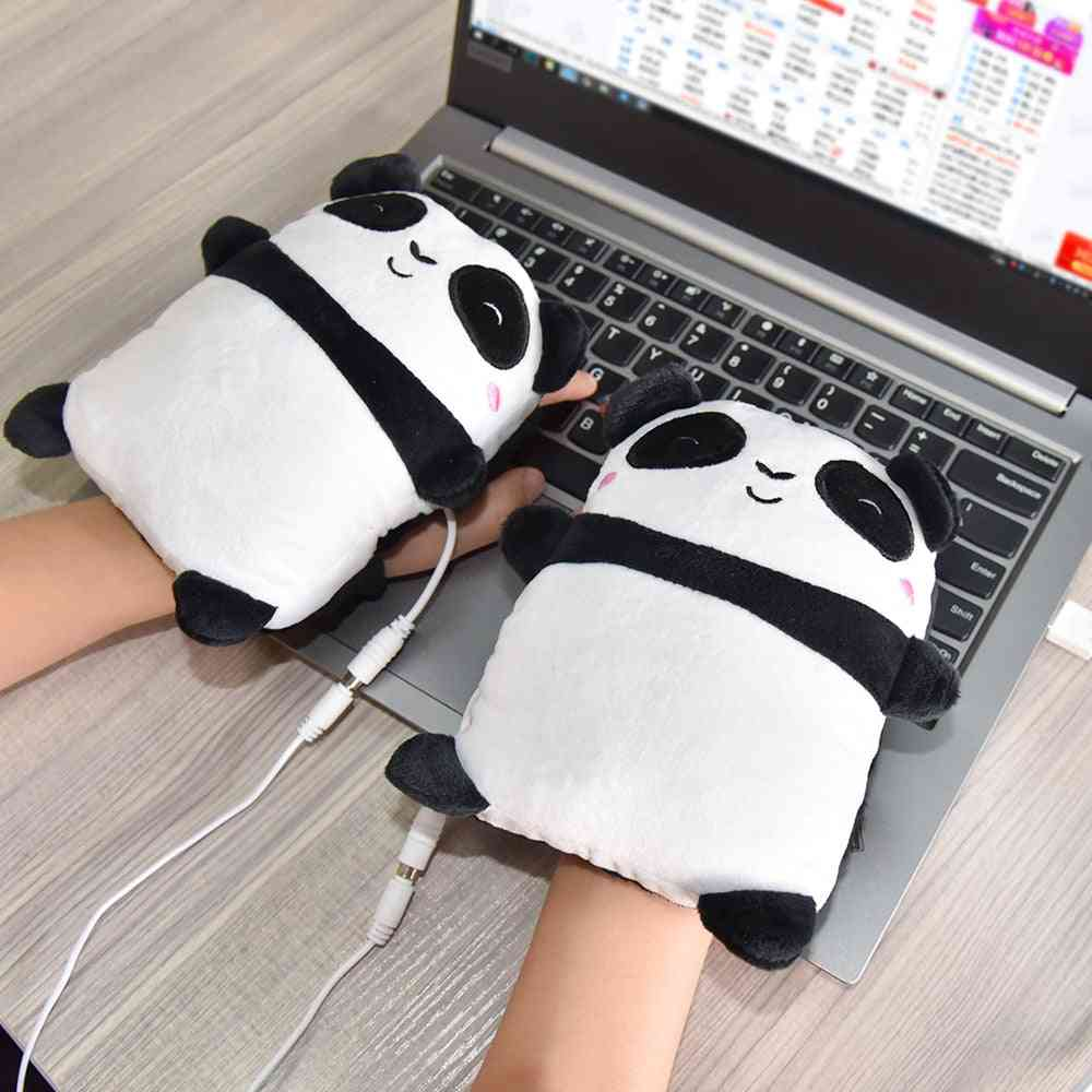 Usb Electric Heating Hand Warmers Gloves
