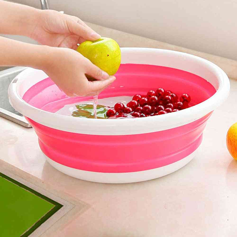 Portable Camping Bathroom Kitchen Cleaning Washbasin