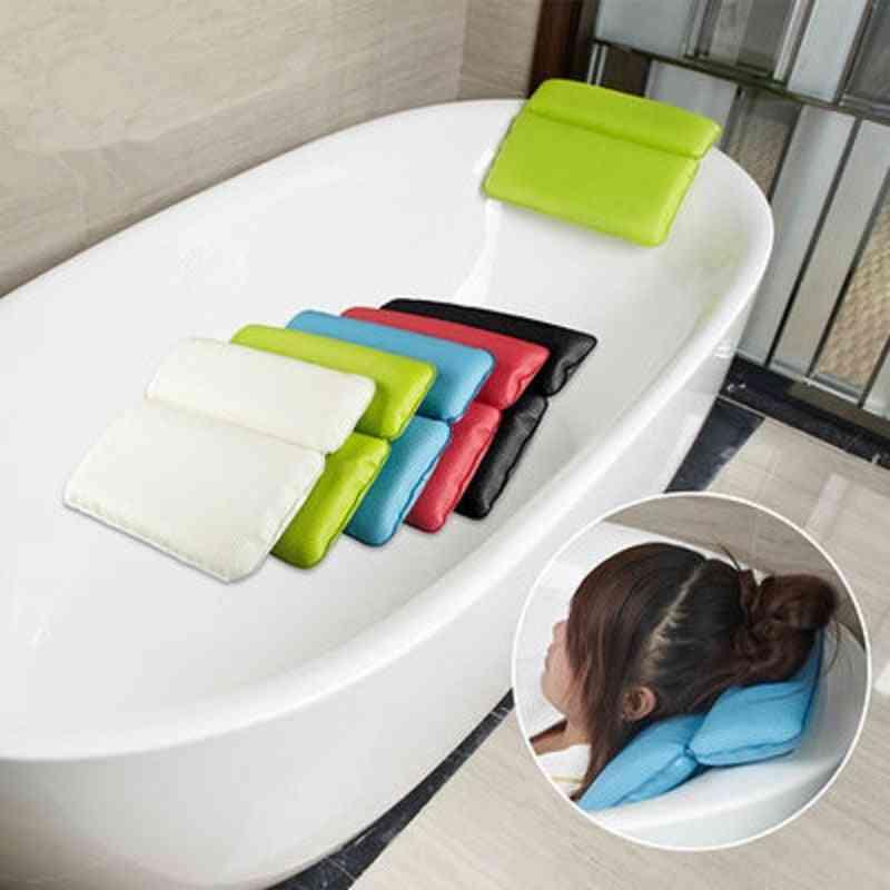 Waterproof Bathtub Bath Pillow