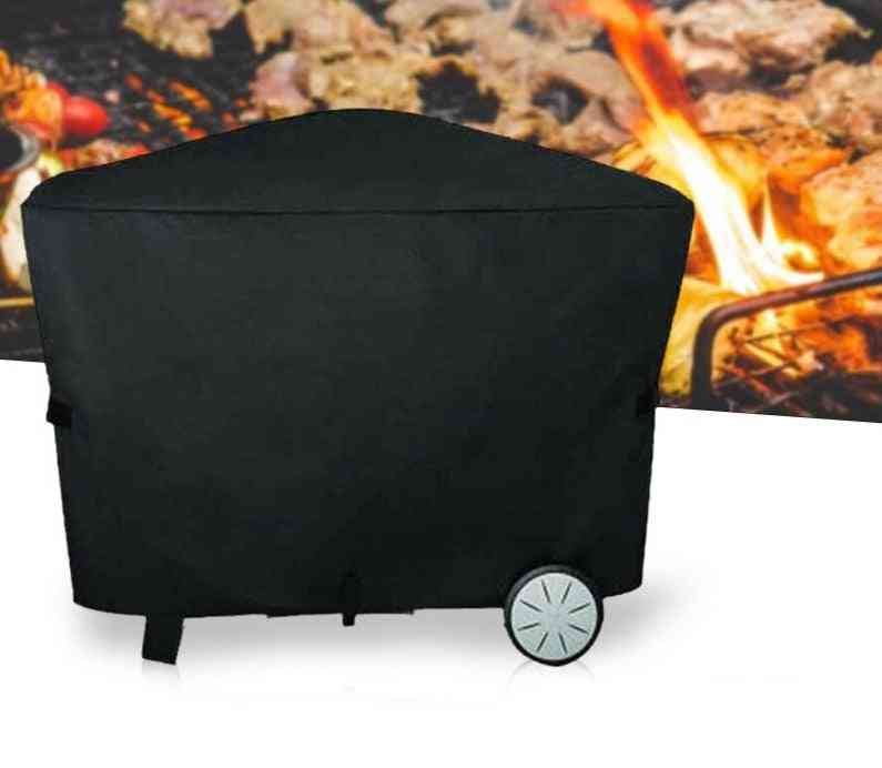 Bbq Grill Cover For Weber Q2000, Q3000 - Dustproof, Waterproof, Rain Protective