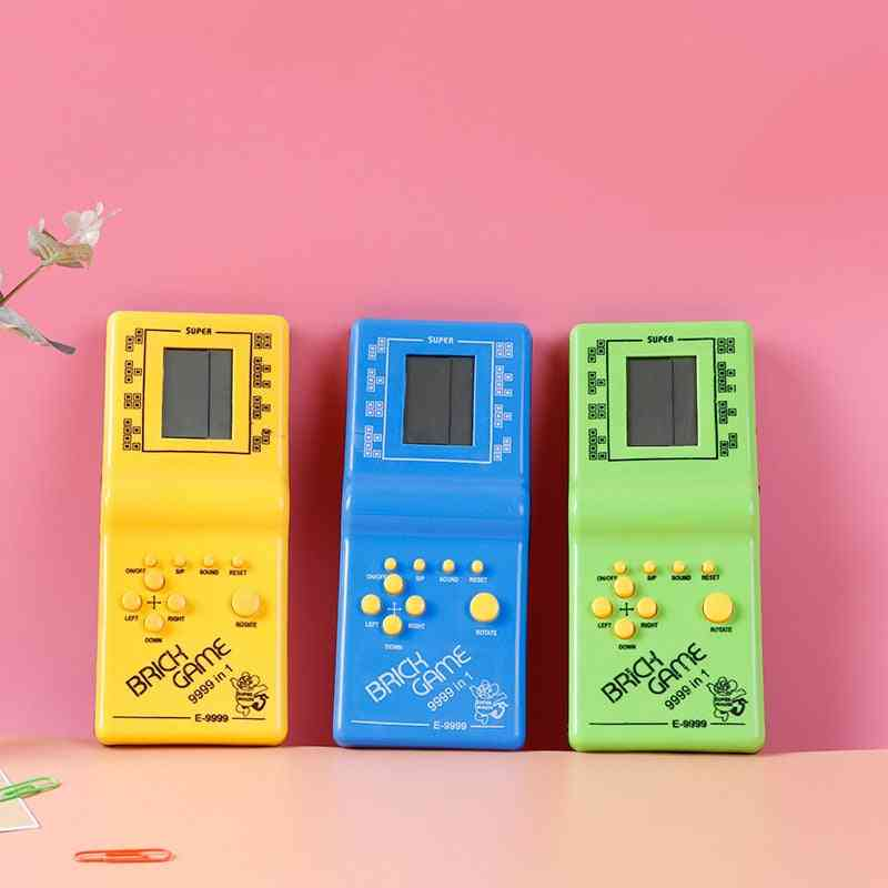 Hand Held Game Player Lcd Electronic Pocket