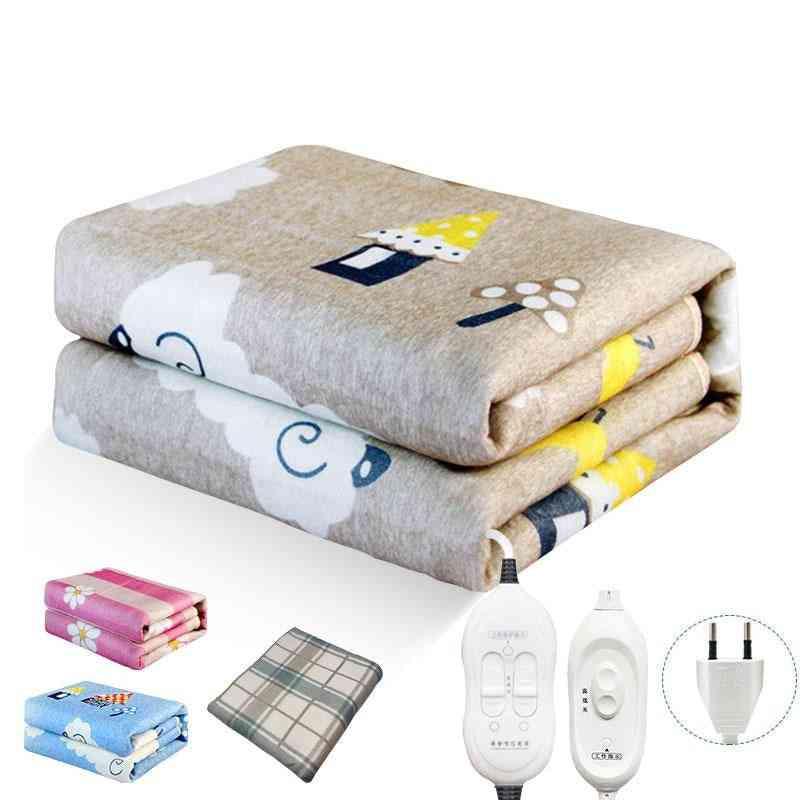 Soft Electric- Mattress Heating, Warmer Heater Blanket