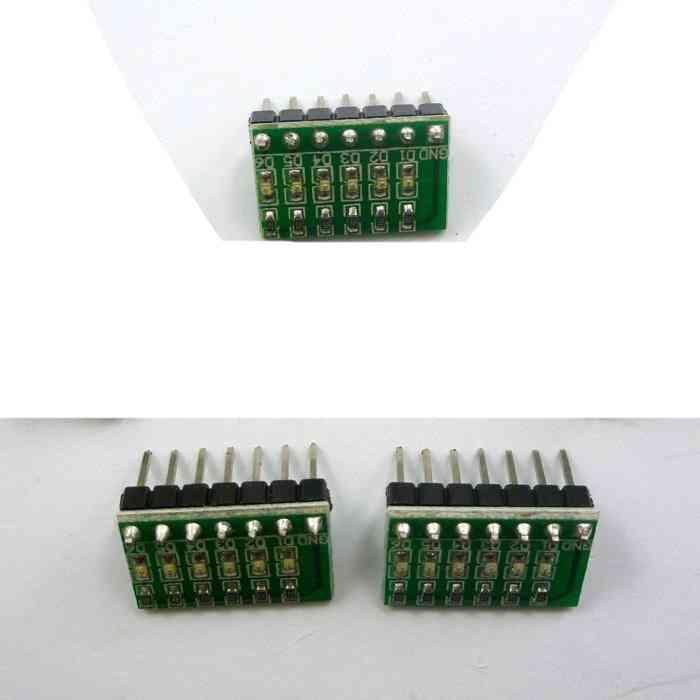 Dc 3-12v 6 Bit Led Module Board