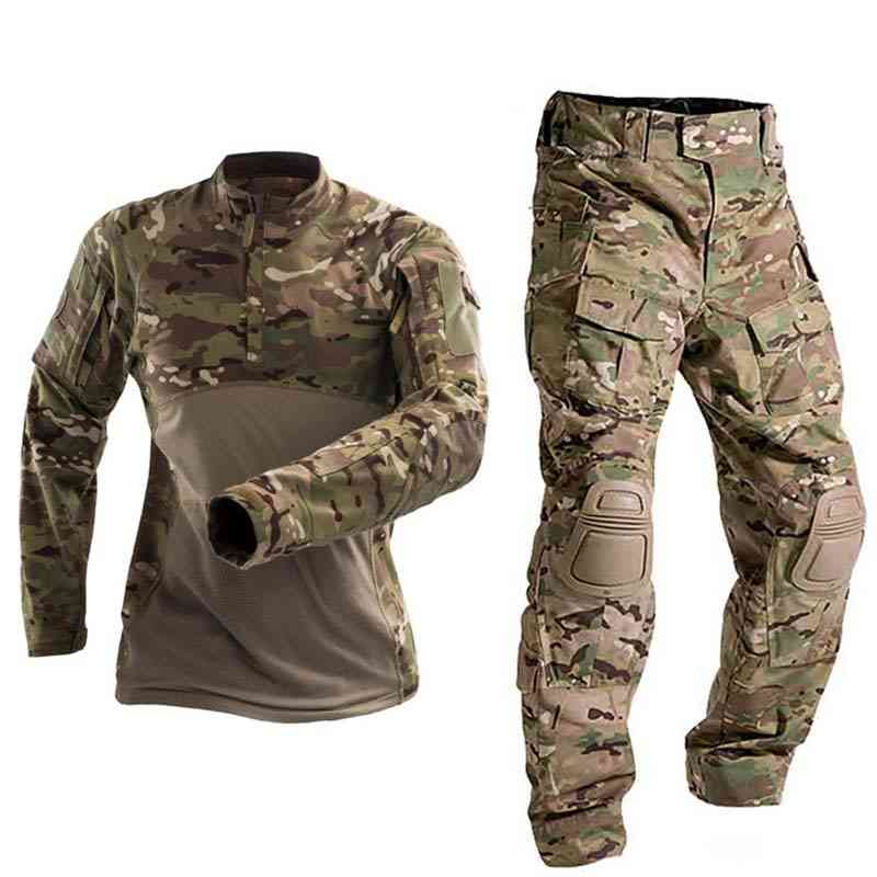 Long Sleeve Tactical Shirt