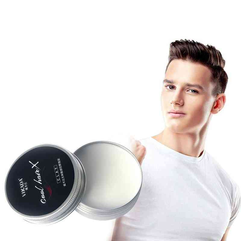 Matte Hair Styling- Mud Wax (as Picture)