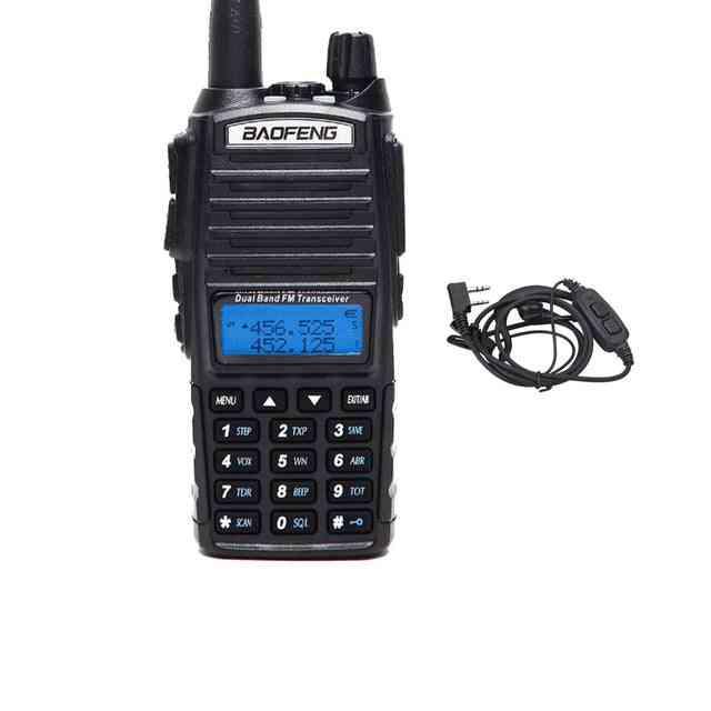 Portable Two-way, Long Range, Powerful, Walkie Talkie Radio Amador