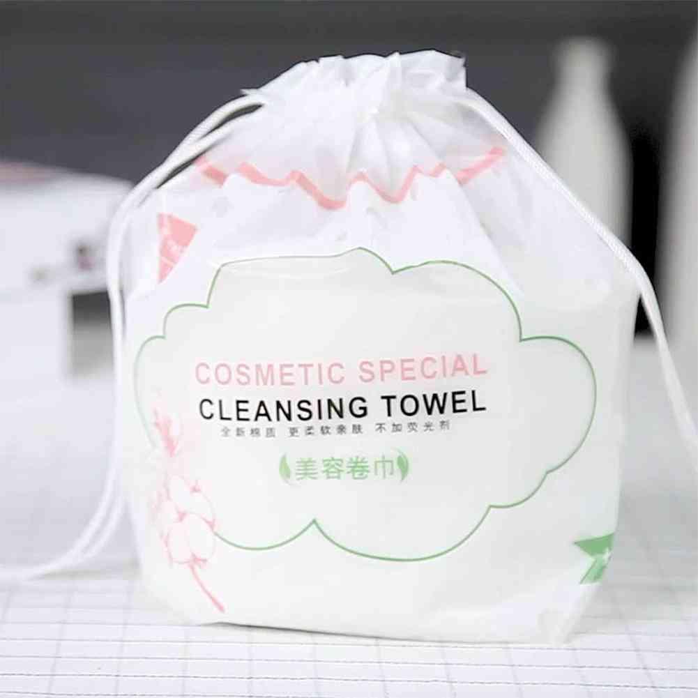 Pure Cotton, Disposable Face Towel Tissue Paper
