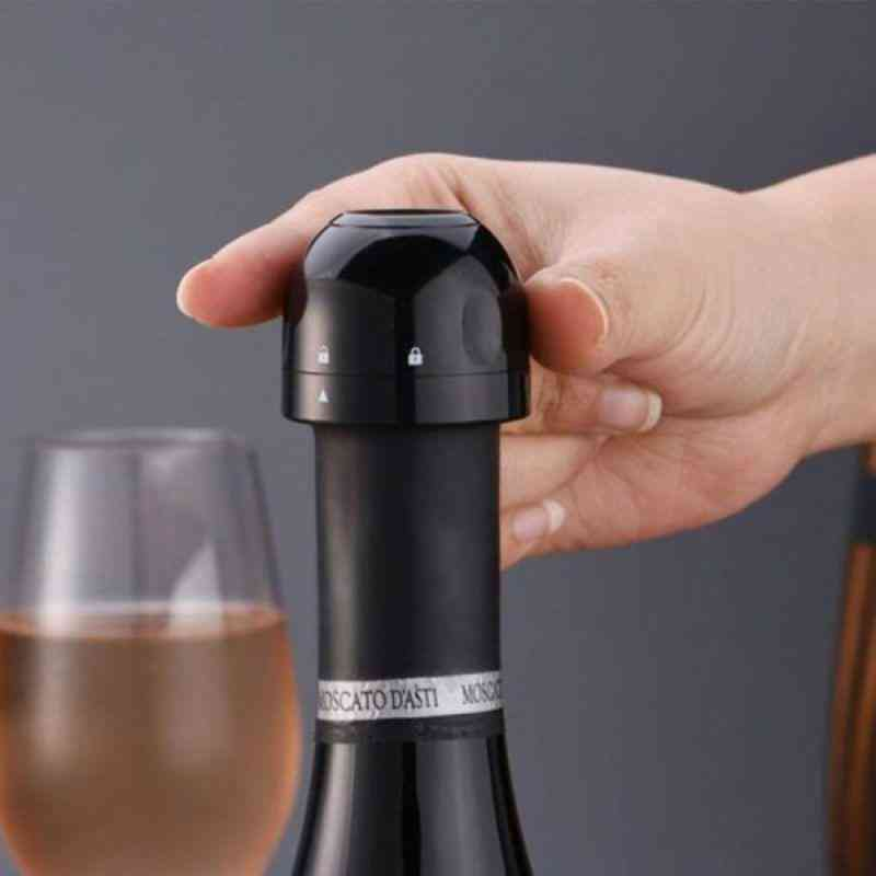 Vacuum Sealer- Wine Bottle Cap Stopper